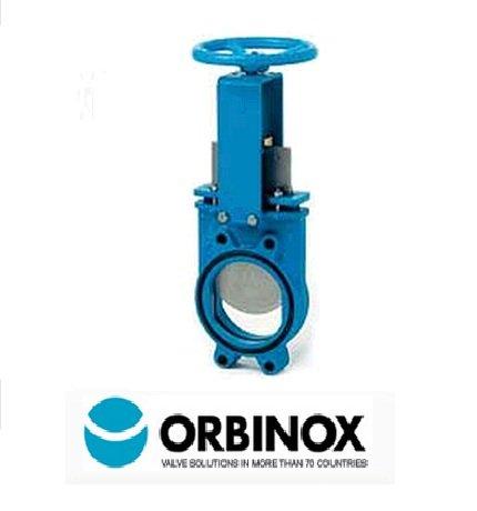 Задвижка ORBINOX EX-01 уплотнение EPDM Ду600 Ру4